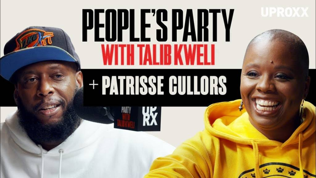 Patrisse Cullors (of Black Lives Matter) On 'People's Party With Talib Kweli'
