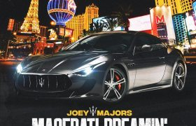 Album: Joey Majors - Maserati Dreamin