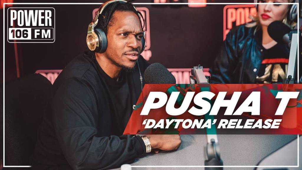 Pusha T On Defeating Drake, Meaning Of 'Surgical Summer', 'Daytona', & Kanye West w/The Cruz Show (@Pusha_T @JCruz106 @Power106LA)
