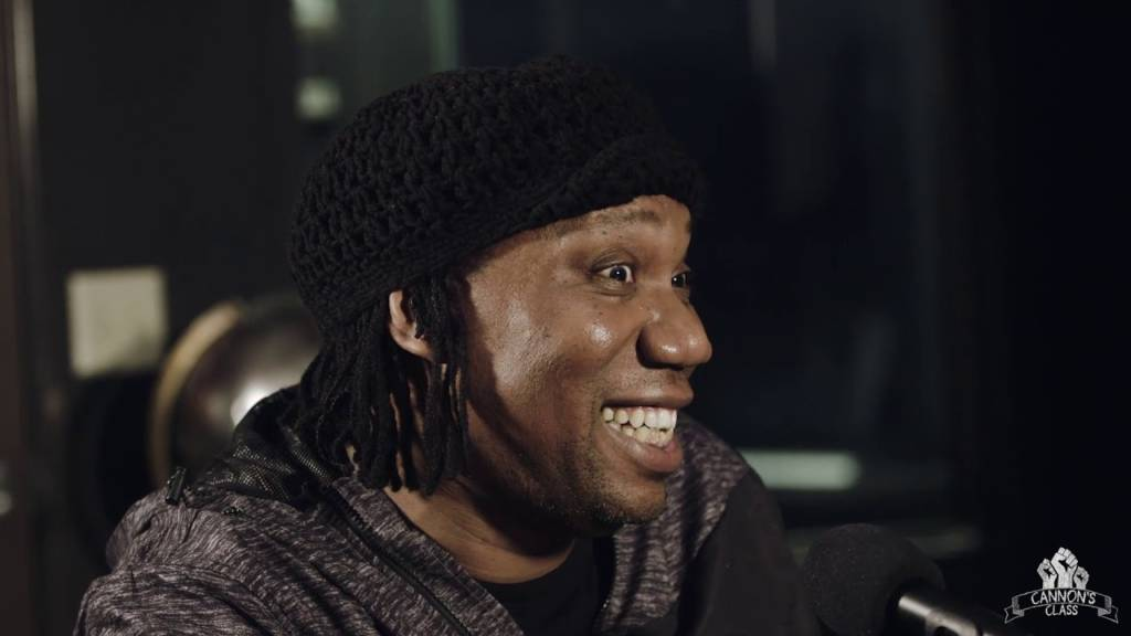 KRS-One Discusses The Next Black Leader + GOD - Universe - Nature On Nick Cannon's #CannonsClass