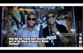 The Elite Money Empire interviews The Young Gunnaz