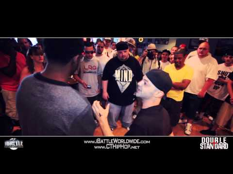 @iBattlePromo Presents: Sir @LocksleyWins vs. ILL