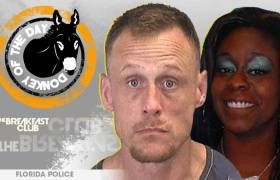 Florida Swirl Couple (Kenneth Atkins & Ashley Edwards) Awarded Donkey Of The Day For Slavery Role Play Request Gone Wrong