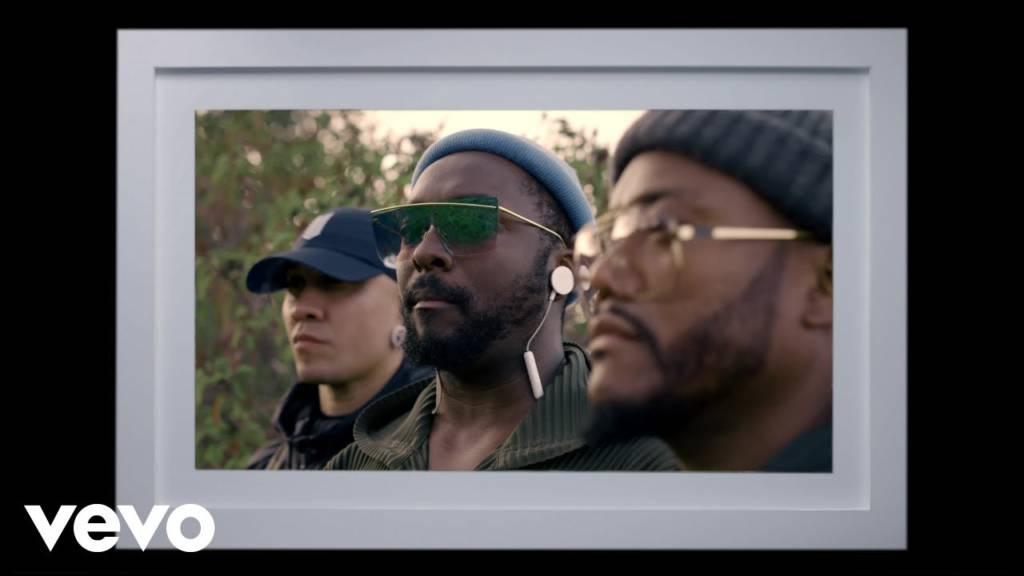 Video: The Black Eyed Peas - VIBRATIONS pt.1 pt.2