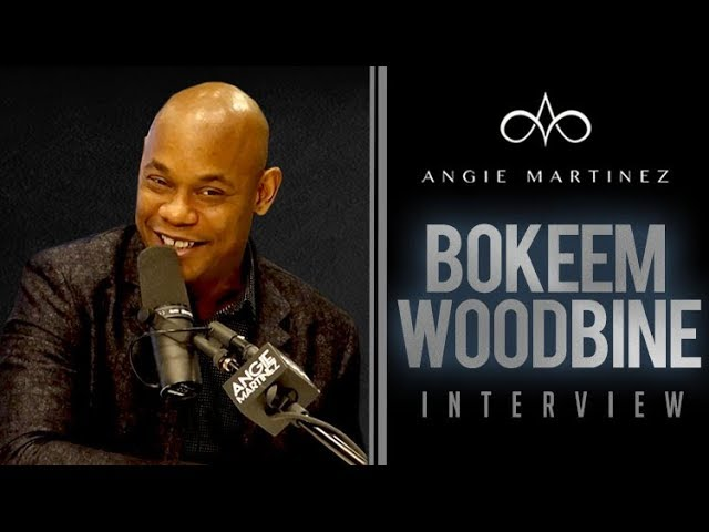 Bokeem Woodbine Speaks On 'Unsolved' + Emmy Nomination w/The Angie Martinez Show