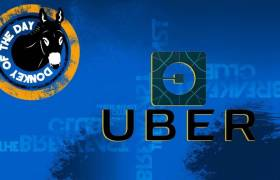 Uber Awarded Donkey Of The Day For Dropping N-Bomb In Tweet