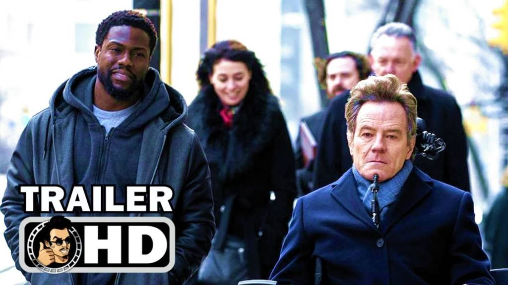 1st Trailer For 'The Upside' Movie Starring Bryan Cranston & Kevin Hart (#TheUpside)