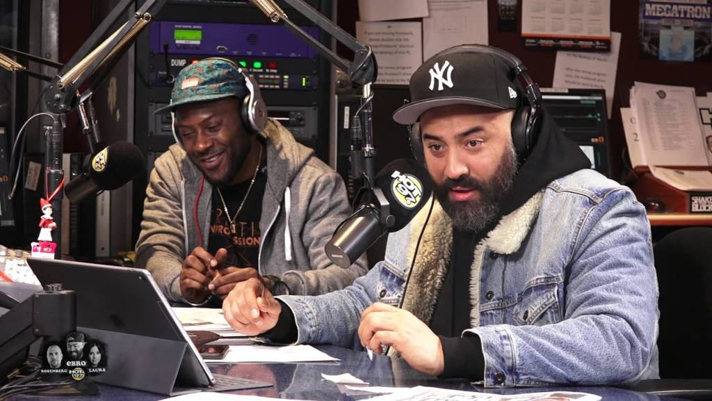 Ebro Keeps It Real On 2Pac's Music... Or Does He Not???
