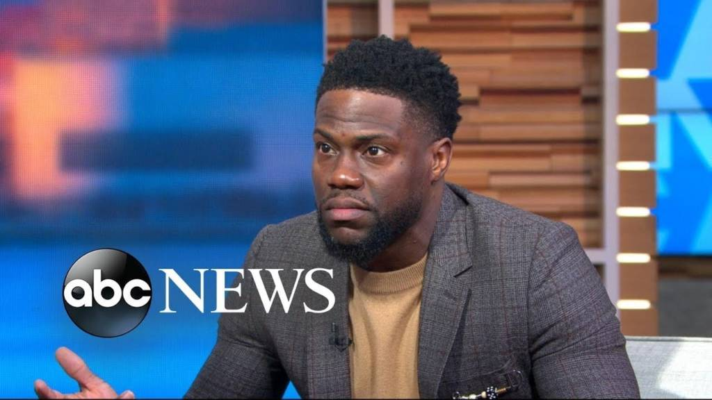 Kevin Hart Speaks On Oscars/LGBTQ Controversy w/Good Morning America
