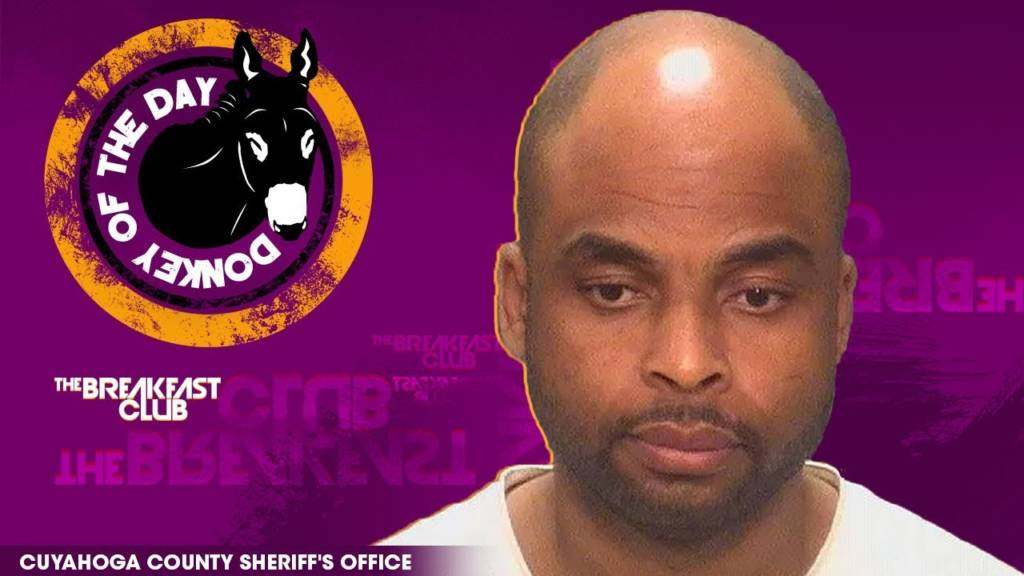Markiko Sonnie Lewis Awarded Donkey Of The Day For Robbing Bank Same Day After Prison Release