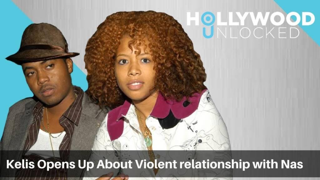 Kelis Speaks On Nas Physically Abusing Her & More w/Hollywood Unlocked (@Kelis @HwoodUnlocked)