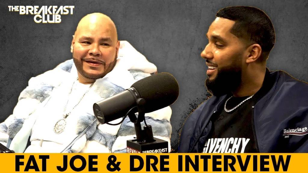 Fat Joe & Dre On Hip-Hop History, Leaving NY For Miami, Acting, & More w/The Breakfast Club