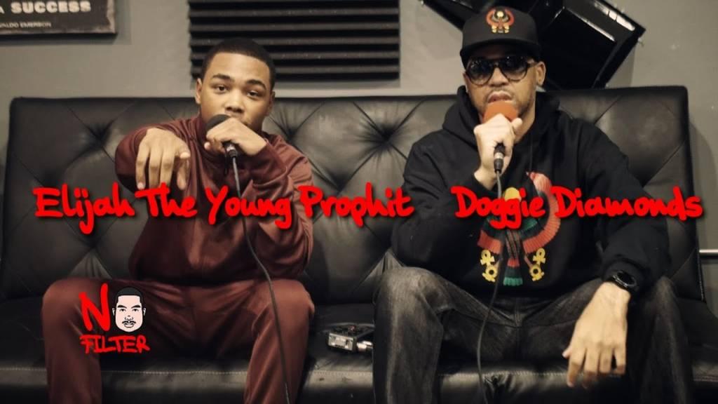Elijah The Young Prophit On Doggie Diamonds TV's 'The Next Wave' (@IAmYoungProphit @DoggieDiamonds)