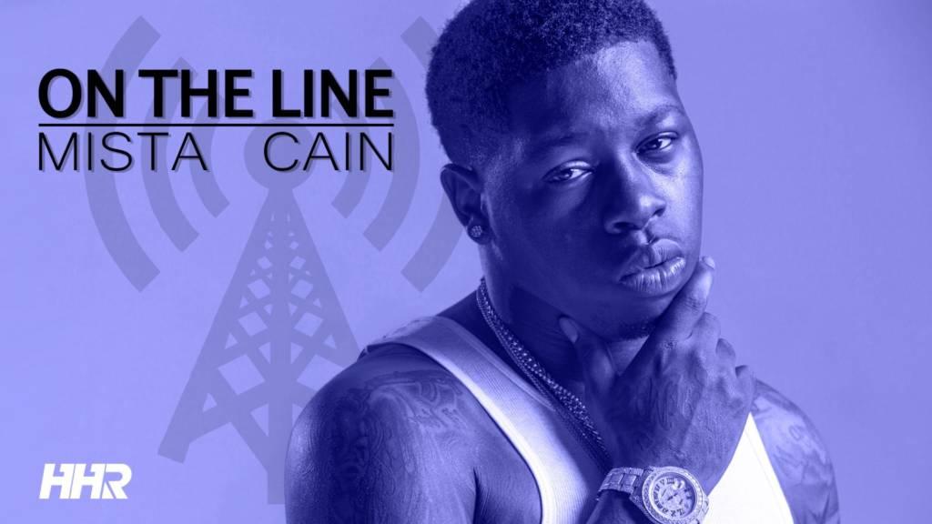 Mista Cain On The Line w/Hip Hops Revival (@MistaCain @HipHopsRevival)
