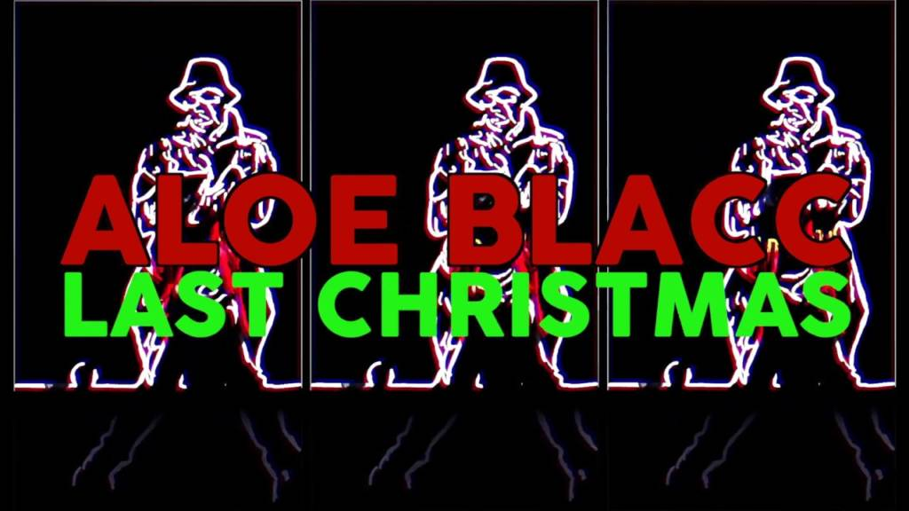 Video: Aloe Blacc - Last Christmas