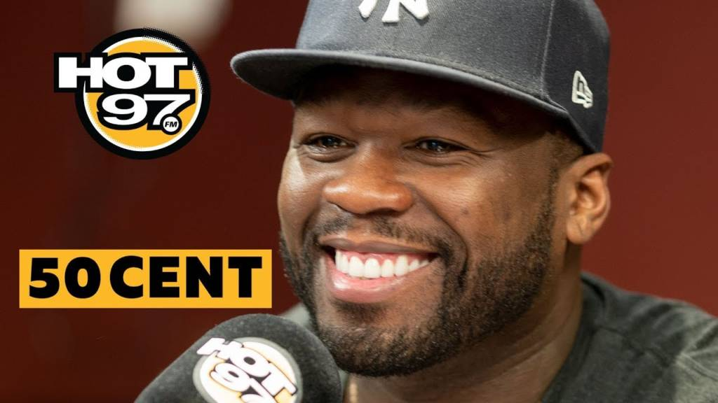 50 Cent Speaks On 'Power' Intro, Michael Jackson vs Chris Brown Debate, & More w/Ebro In The Morning