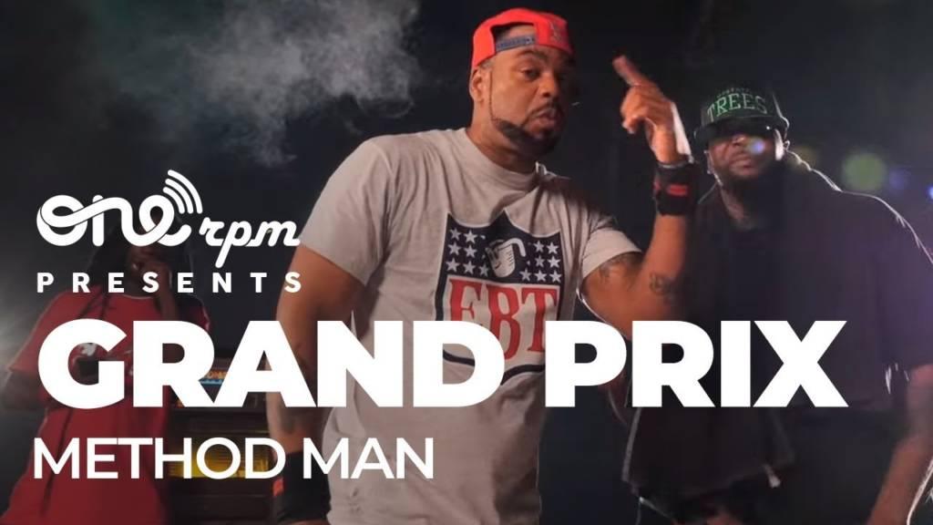 Video: Method Man - Grand Prix (@MethodMan @DameGrease @LasAmericanBBoy)