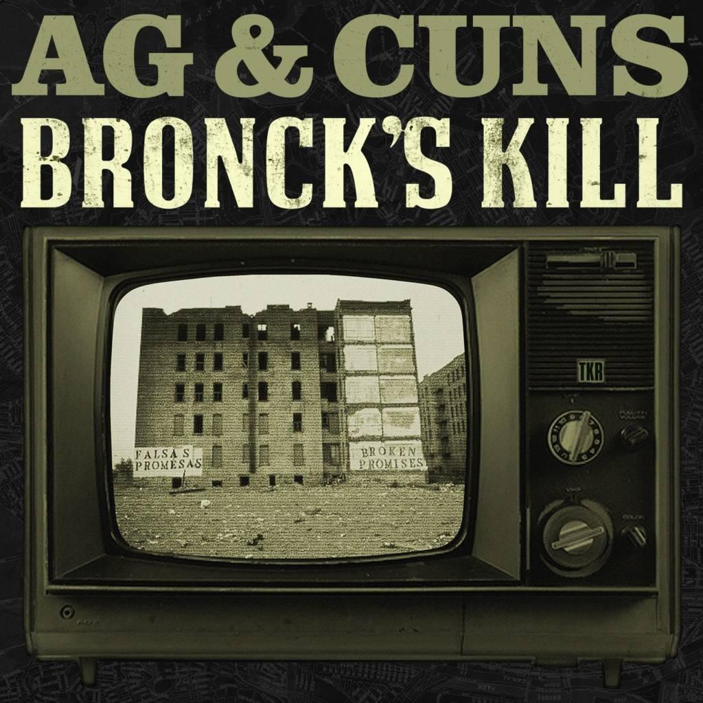 Stream A.G. & Cuns' 'Bronck's Kill' Collabo EP