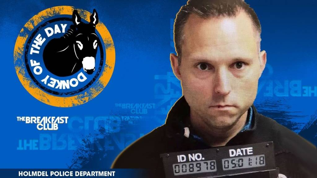 Donkey Of The Day Awarded To Serial Pooper @ New Jersey High School Revealed To Be Superintendent