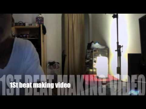 Beat Making Video From @__DoubleA__: Episode 1