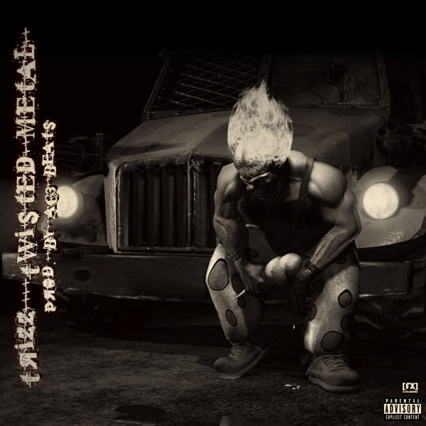 MP3: @Tr1zz: Twisted Metal (Prod. By @AC3Beats)