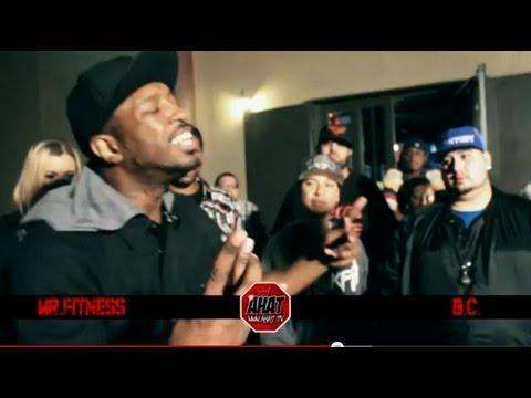 AHAT (@TheRealAHAT) Texas Presents: Mr. Fitness vs. B.C.