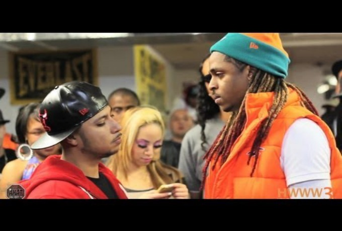 #AHAT (@TheRealAHAT) Presents: @CockyBarzzz vs. @SicVic210