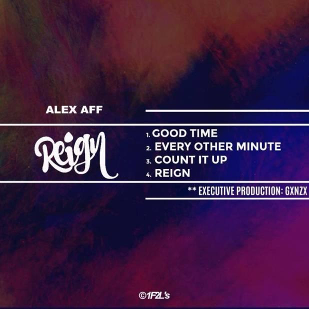 Stream Alex Aff's 'Reign' EP