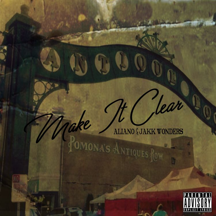#MP3: Aliano & Jakk Wonders - Make It Clear (@iAliano @JakkWonders)