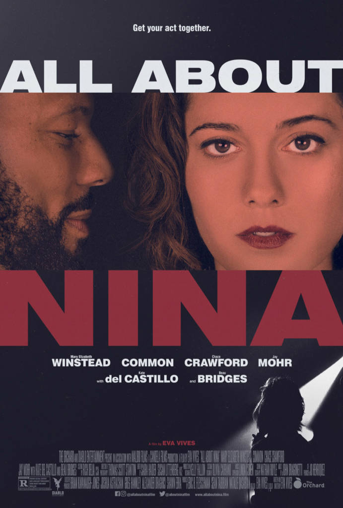 1st Trailer For 'All About Nina' Movie Starring Mary Elizabeth Winstead & Common (#AllAboutNina)