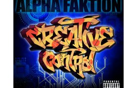 Alpha Faktion - Creative Control [Album Artwork]