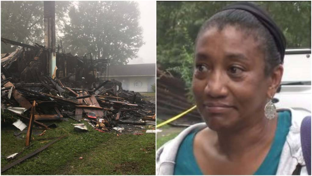 Ohio Swirl Couple's House Blows Up As Result Of Racist Attack