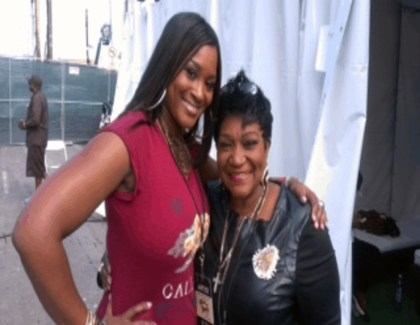 Editorial: Angie Fisher (@AngieSingss) @ The 'Taste Of Soul & Divas Simply Singing' Event [Photos]