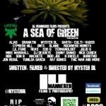 Video: A Sea Of Green (#ASOG) » Movie Trailer 2014 [Starring @MysterDL, @Fredro_Starr, & @FameMOP]