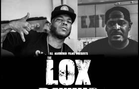 The LOX On Myster DL's 'Rewind The Scenes' Web Series (@MysterDL)