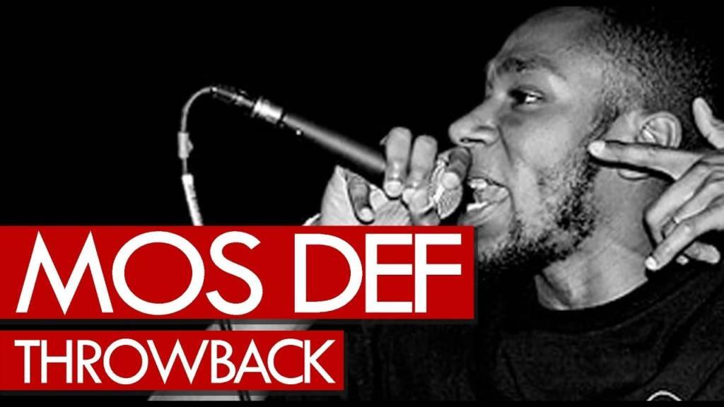 Video: Mos Def - Tim Westwood Throwback Freestyle 2009
