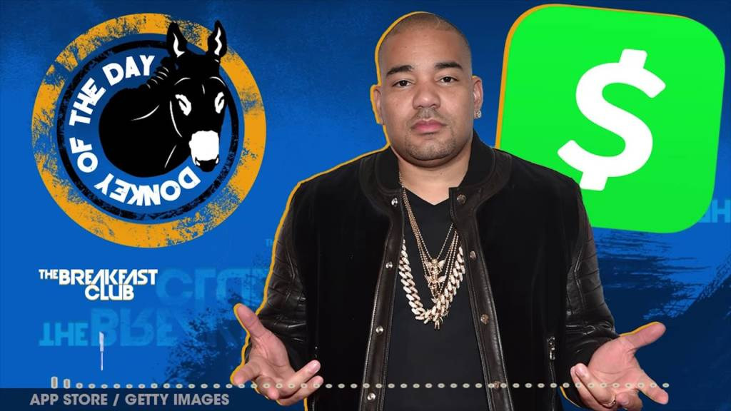 DJ Envy Awarded Donkey Of The Day For Accidentally Sending $5,000 To The Wrong Person On Cash App