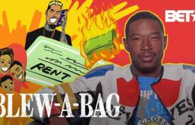 Kevin McCall Speaks On How He Blew The $8 Million He Made w/Chris Brown + Lost His Fam, Crib, & Much More w/BET's Blew A Bag