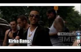 Behind the scenes of Kirko Bangz & French Montana's Walk On Green video