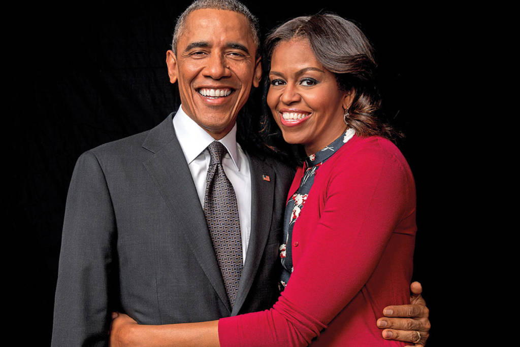 Barack & Michelle Obama Announce Their Upcoming Netflix Projects