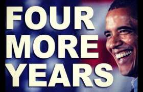 Four More Years Baby!!!