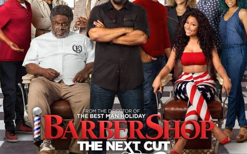 1st Trailer For '#Barbershop 3: The Next Cut' Movie