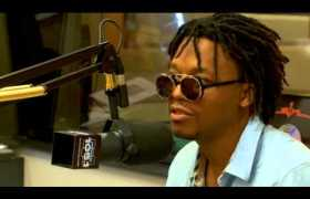 Power 105.1FM interviews Lupe Fiasco