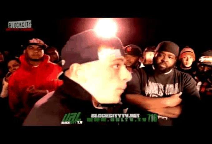 Block City 716 (@BlockCityTV) Presents: Pro Caine vs. Marty Gramz