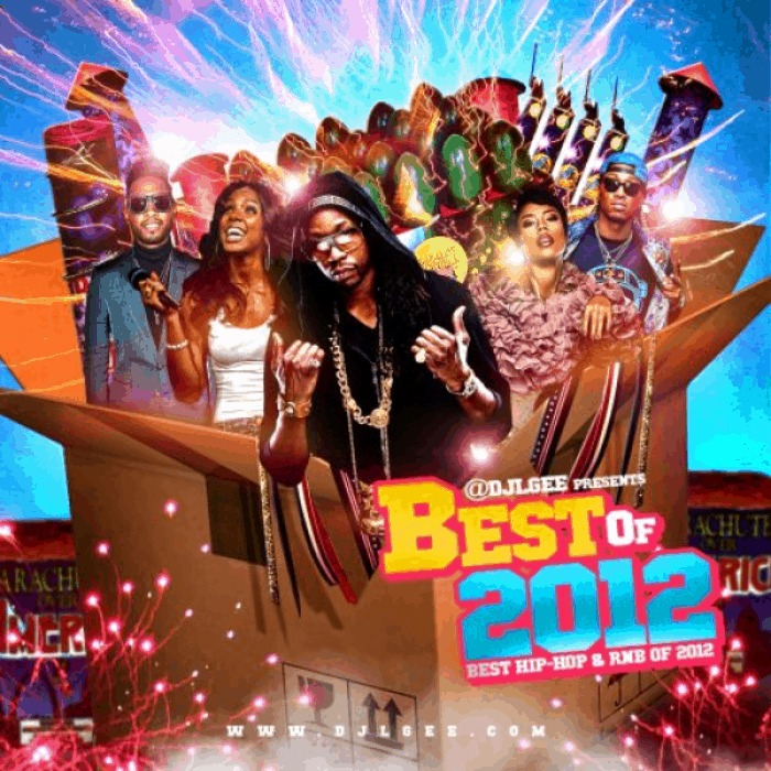 @ScurryLifeDVD Presents @DJLGee » Best Of 2012 [Mixtape]