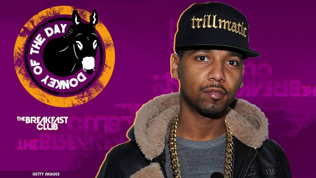 Juelz Santana Awarded Donkey Of The Day For Fleeing Newark Airport After TSA Finds Loaded Weapon In His Bag