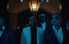 Video: Royce 5'9 feat. Sy Ari Da Kid, White Gold, CyHi The Prynce, & T.I. - Black Savage