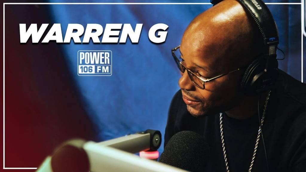 Warren G Talks G-Funk Sequel, New BBQ Company, & Favorite New Artists w/The Cruz Show (@Regulator @TheCruzShow)