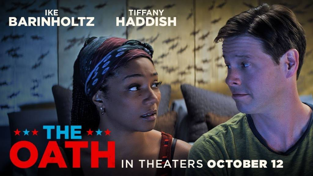 2nd Trailer For 'The Oath' Movie Starring Tiffany Haddish (#TheOathMovie)