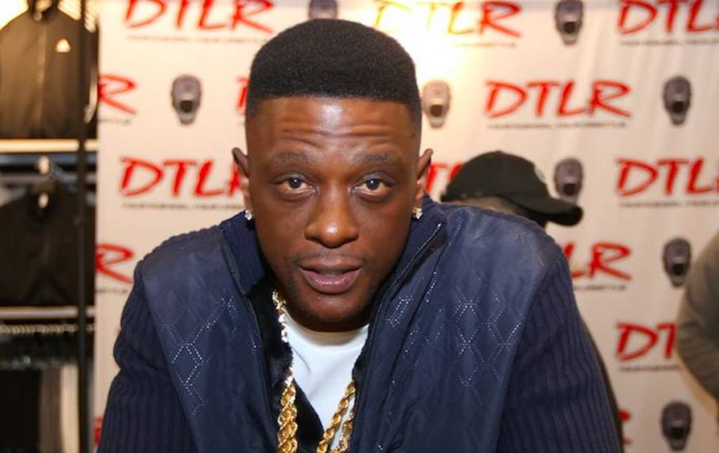 Boosie BadAzz Arrested For Felony Drug & Firearm Possession